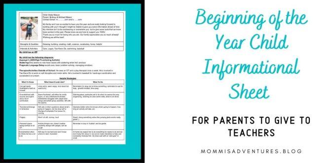 Beginning of the Year Child Informational Sheet.jpg