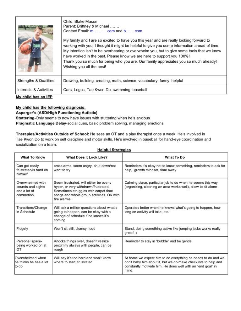 Child Info-10